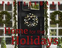 Pottery Barn Christmas Catalog