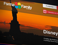 Forma Family - Institutional Website