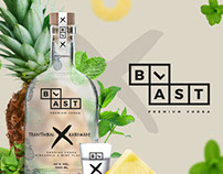 Blast • Premium Vodka Concept