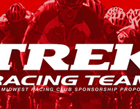 Trek regional bicycle racing team media kit.