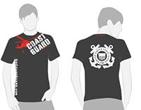 U.S. Coast Guard Promotional Design