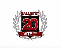 20 Years BALLISTËT