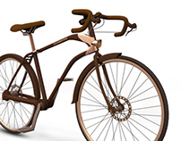 Locomotive: Classic Commuter Bicycle
