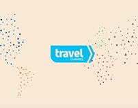 Travel Channel Identity Rebrand