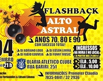 Claudia Promoter - Flash Back Alto Astral