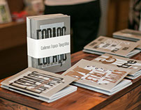 Cadernos Espaço Tipográfico
