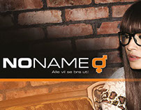 NoName - Design logo, advertisements, salon design