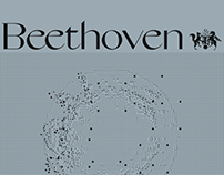 """Beethoven"" Generative Music Artworks"