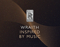 Rolls-Royce Motor Cars — Wraith Inspired By Music