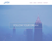 Jata Web Template Design