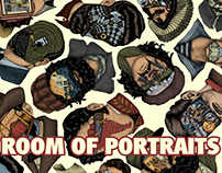 Room of Portraits / 2015-2020 Project