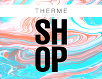 THERME SHOP - branding proposition