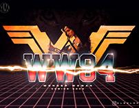WW84: Wonder Woman 2 Fan made Poster