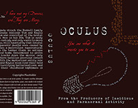 DVD Cover and Menu Redesign