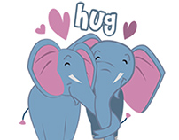 Dolfy the Elephant