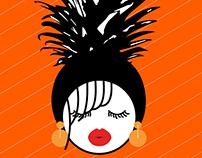 Customisation et animation du logo LES FRANJYNES