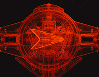 Tie-X Teaser / Tie Fighter Design Study
