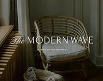 The Modern Wave - Branding