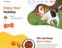 Pet Care, Grooming & Shop WordPress Theme