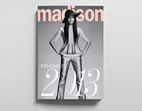 Madison Magazine Brand Promotion