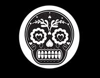 Skull Mexican