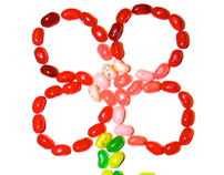 JellyBelly® Jelly Beans Campaign.