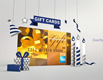 AmEx Video Animation