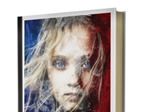 Les Misérables Book Advertisement