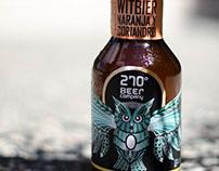 Diseño Imagen Corporativa 270º Beer Company