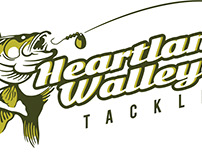Heartland Walleye Tackle Logo