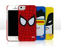 Marvel Momot Heroes Case