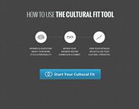 RecPass Cultural Fit Tool