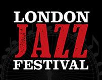 London Jazz Festival Poster