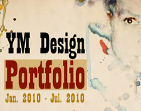Portfolio YM Design January 2010 - August 2010