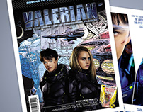 Valerian Promotional Comic