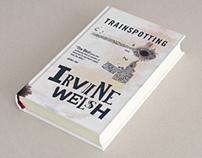 Irvine Welsh Book Design