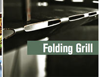 Folding Grill!