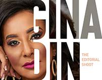 GINA DIN | The Editorial Shoot