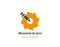 Logo Marcenaria da Serra