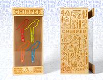Chirper Packaging