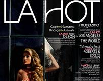 LA HOT Magazine