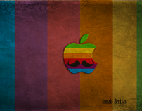 Hipster Apple, for fun