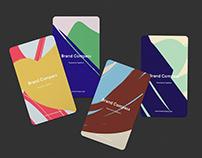 Brand Compass Cards