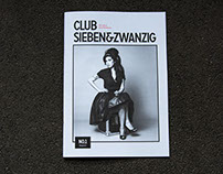 Magazin Club Sieben&Zwanzig - The life of Amy Winehouse