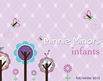 Minnie Minors Infants Catalague - Fall/Winter 2012