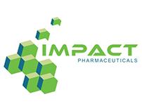 Impact Pharmaceuticals Logo Design