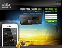 Designer task for Trader.bg / Trading 212