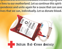 Blood Donation Drive Promotions