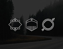 Badges & Logo Templates Freebie