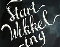 Start Wikkeling